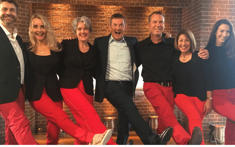 How Red Trouser Day worked with Give as you Live