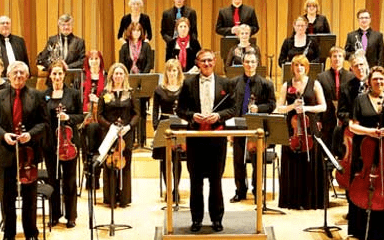How The Welsh Sinfonia worked with Give as you Live