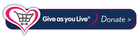 Give as you live donate button